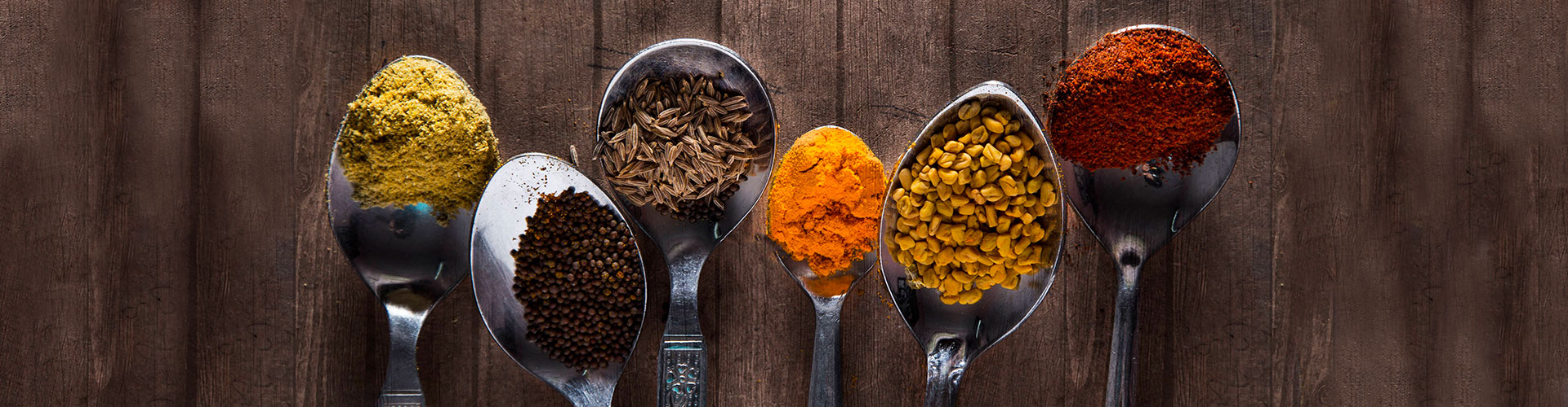 Traditional Indian Spices