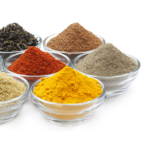 Authentic spices