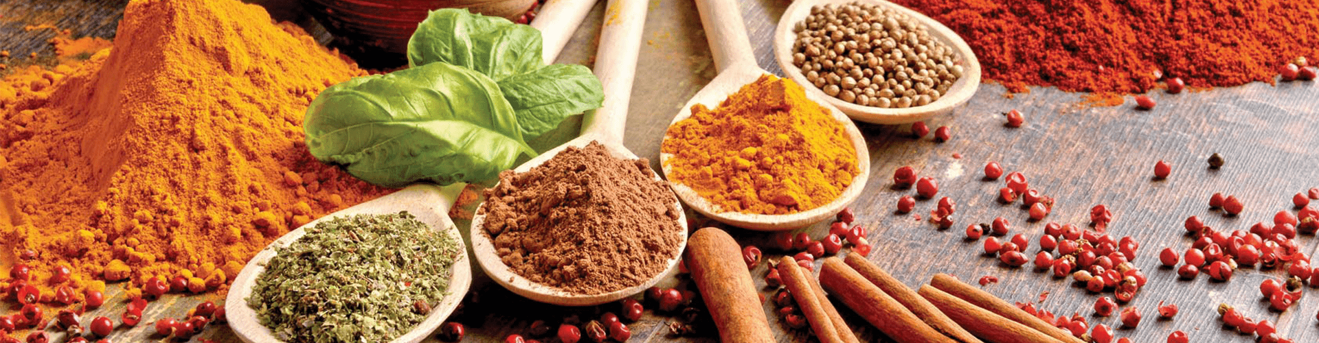 Pure And Authentic Spices