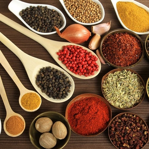 Spices Suppliers In India