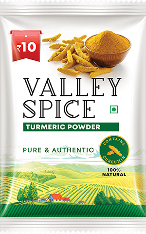Valley Spice Turmeric Powder 30g Sachet