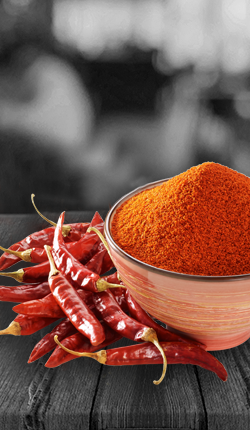 Valley Spice Mild and Bright Red Chilli Powder