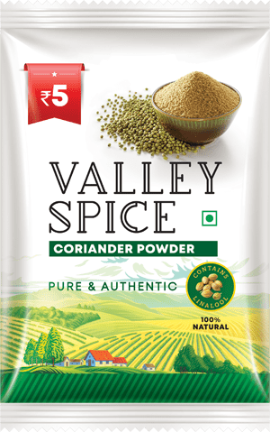 Valley Spice Coriander Powder 10g Sachet