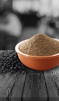 Valley Spice Black Pepper Powder